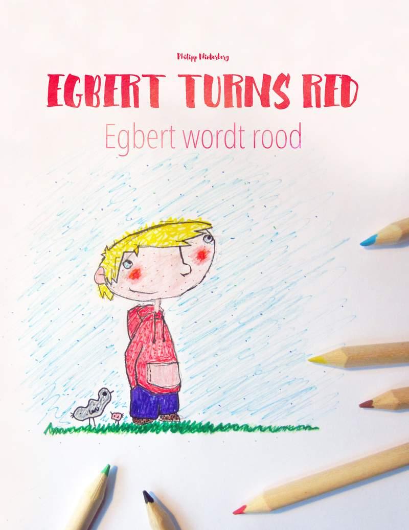 Egbert wordt rood